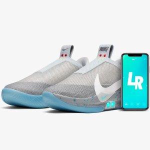 29日美东10点整 $350+包邮Nike Adapt BB 自动绑带篮球鞋Mag原始配色来了