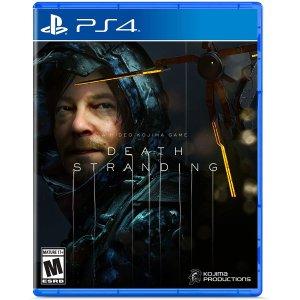 史低价:《死亡搁浅》 PS4实体版 TGA 2019 年度游戏提名