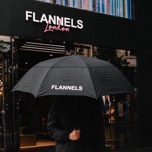 惊喜3折起 Gucci乐福鞋£347 加鹅£595上新:FLANNELS 宝藏折扣区已强强上新 收Burberry、加鹅、Gucci