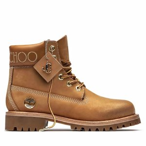 Timberland女士联名靴
