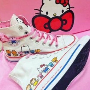 From $34.99Converse x Hello Kitty @ Tillys