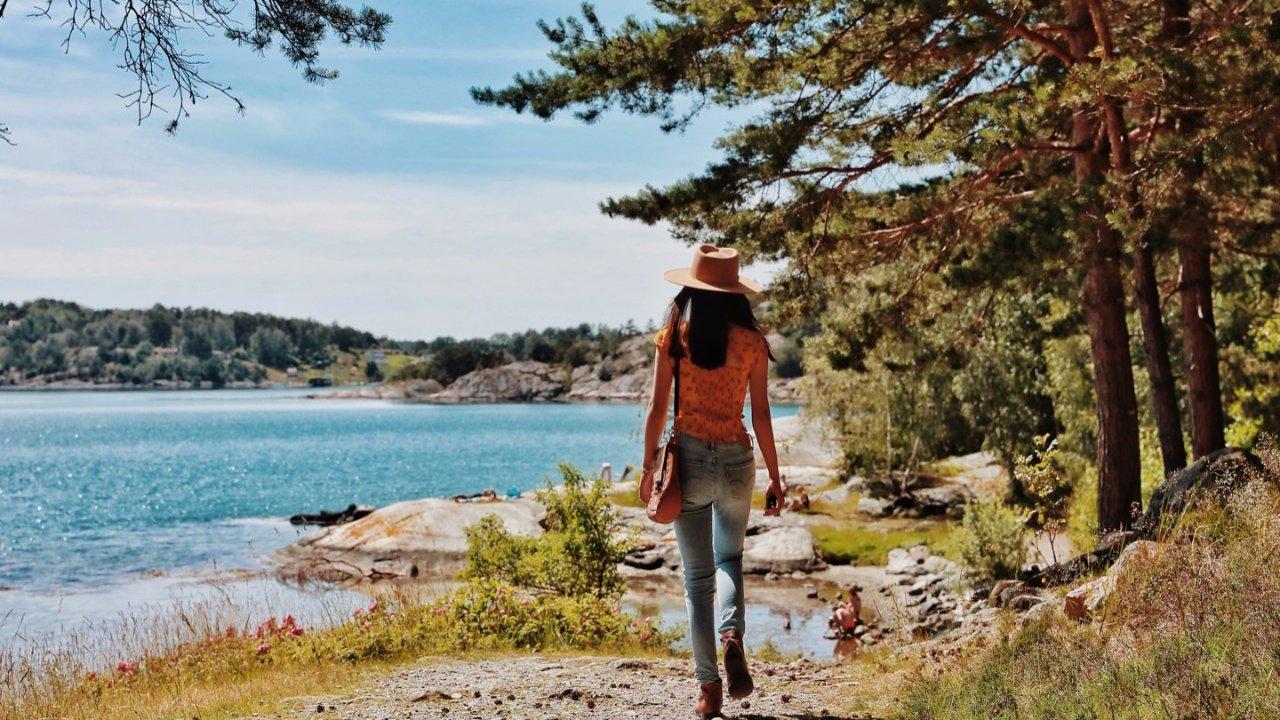 """北欧小众超美景点--仙气满满的海岛攻略""""雪恩岛"""""""