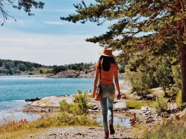 北欧小众超美景点--仙气满满的海岛...