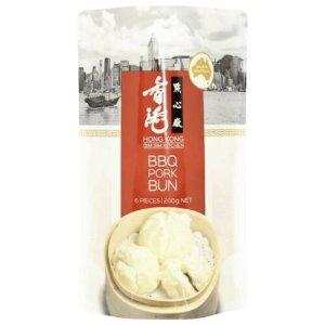 香港Dim Sim Kitchen 冷冻烧烤猪肉包子 6个 200g