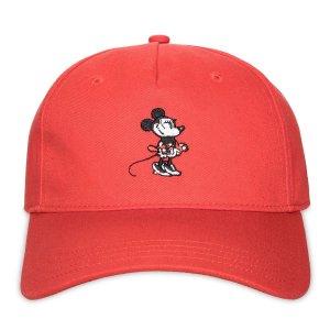 DisneyMinnie Mouse Walt Disney Studios Baseball Cap for Adults   shopDisney