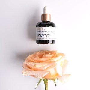 Squalane + Vitamin C Rose Oil - Biossance