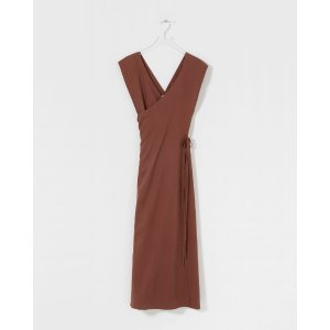 Brown Aria Dress