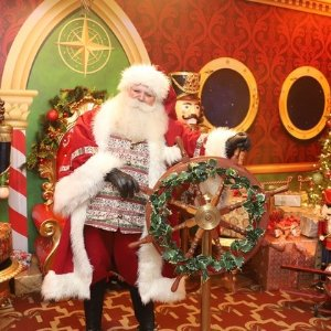 Starting from $18.85Ending Soon: General Admission to Queen Mary Christmas