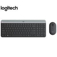 Logitech MK470 小型无线键鼠套装