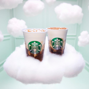 New LaunchCloud Macchiato @Starbucks