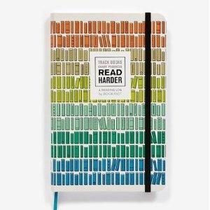 $9.87Read Harder (A Reading Log): Track Books, Chart Progress @ Amazon