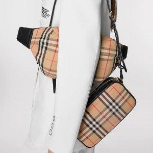 无门槛7折Burberry 惊喜私卖上线 收TB卫衣、链条包、小熊挂件