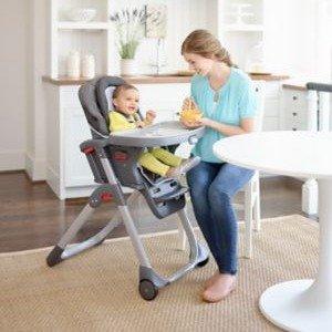 8折 $23.99起 促销款折上折最后一天:GRACO 儿童餐椅特卖 培养宝宝独立吃饭好习惯