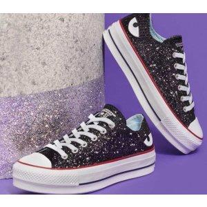 Converse x Chiara Chuck Taylor All Star Lift Low 女鞋