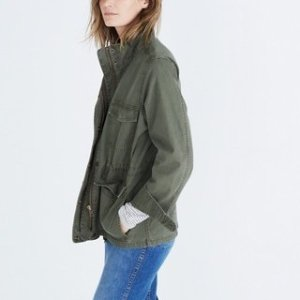 $58.80 (Org.$118)Surplus Jacket Sale @ Madewell