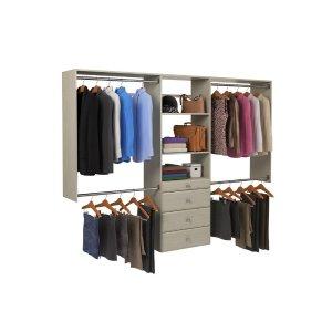 Strange Martha Stewart Living Closet Organizer Systems Up To 40 Interior Design Ideas Clesiryabchikinfo
