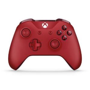 $71 (原价$85)Xbox One S 无线手柄 红色