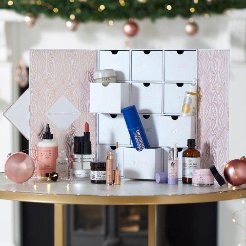 售价€115(价值€525+)Beauty Expert 2020圣诞日历惊喜登场 GG等12件正装单品超值收