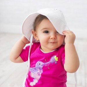 低至6折+无门槛包邮最后一天:Zutano 宝宝服饰、鞋履、纱布毯、防晒帽等庆六一热卖