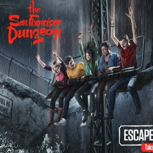 $25.95 FOR TwoAdmission toThe San Francisco Dungeon