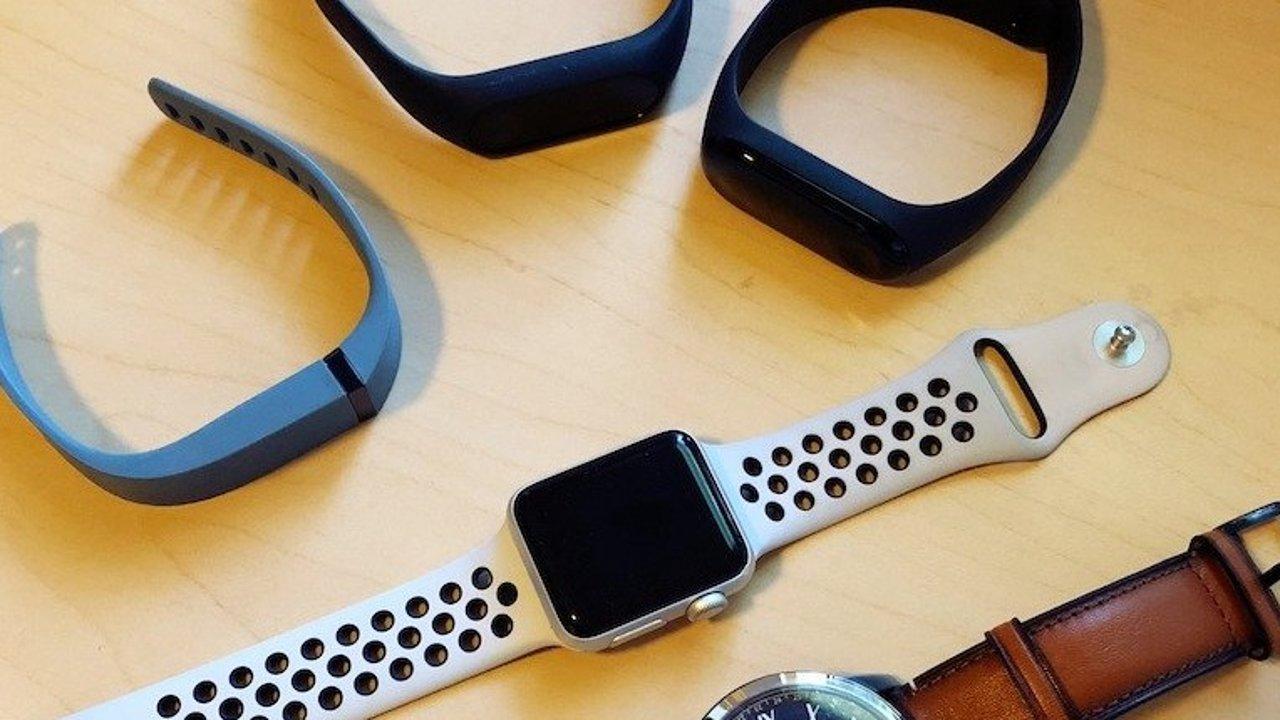 小米手环3众测报告 | 各种智能手环/手表如何pick?