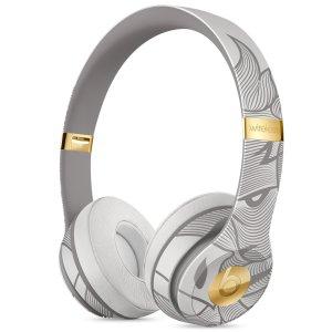 $179(原价$329.94) 新年配色加入优惠Beats Solo3 无线耳机 有声又有型 时尚穿搭好单品
