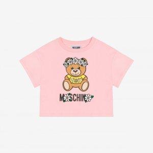 熊熊T恤$40起Moschino官网 童装一律5折,快带萌熊回家