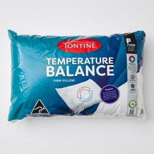 TONTINE可调节温度枕头