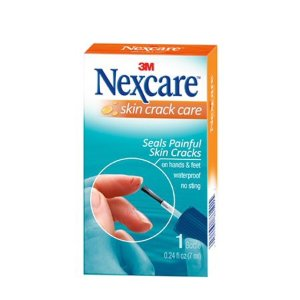 Nexcare Skin Crack Care, 0.24 fl. oz. Bottle