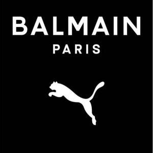 英国模特Cara参与设计 快跟你的爱豆一起来Puma X Balmain 潮流运动奢侈混搭风 玩出新花样