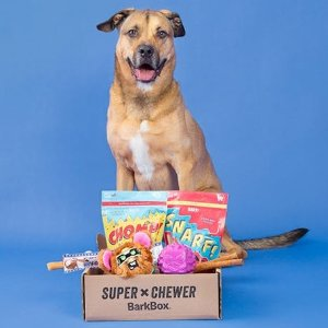 Free Extra Toywith Subscription @ Super Chewer by BarkBox