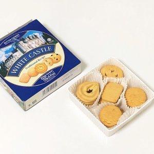 $1.49 不可辜负的美味White Castle 黄油曲奇饼干 125g 酥的掉渣渣