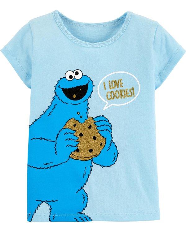 小童甜饼怪T恤