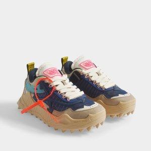 OFF WHITEODSY-1000 带标运动鞋