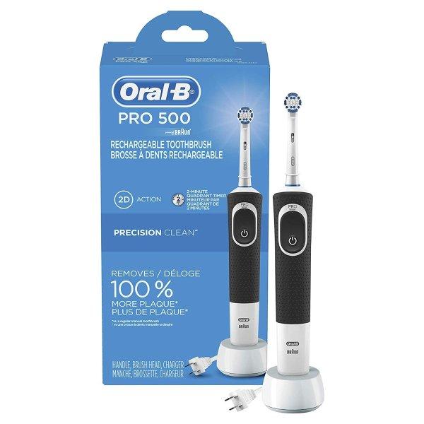 Pro 500 电动牙刷