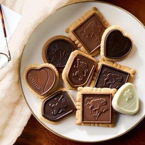 低至7.5折 曲奇2件套立减$10Godiva 饼干、巧克力等热销款礼盒折扣区特卖