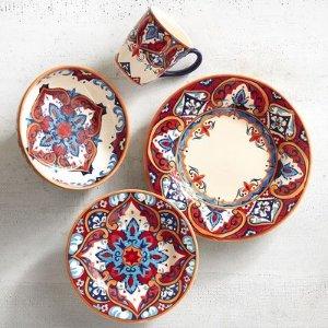 Karina Tile Dinnerware