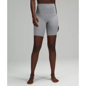 LululemonAlign™ High-Rise骑行短裤