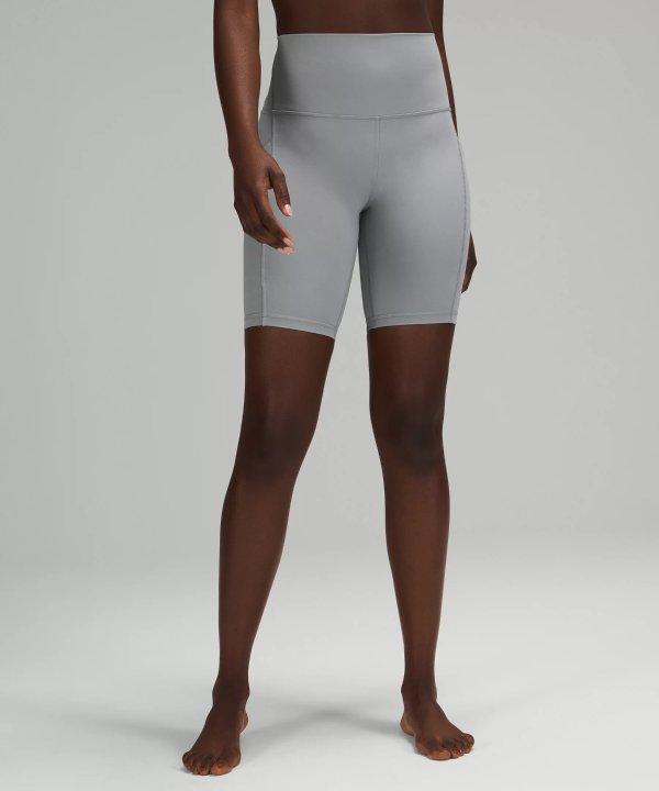 Align™ High-Rise骑行短裤