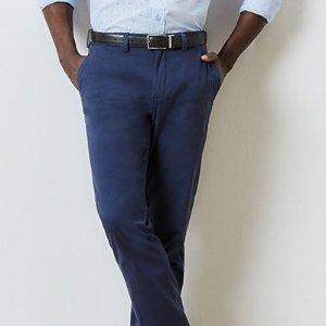 低至4折Haggar官网 精选男裤促销热卖