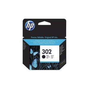 HP黑色、彩色、组合装打印机墨盒 302