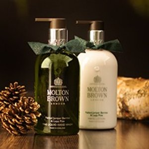 25% Off + Free ShippingBlack Friday Sale Live: Molton Brown Black Friday Sale