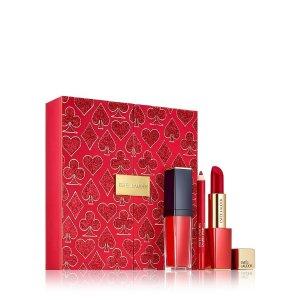 Estee Lauder口紅套裝 價值$78