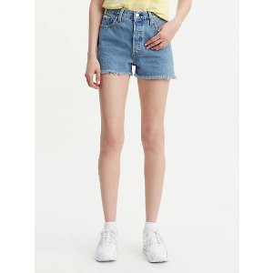 Levi's501® High Rise Shorts