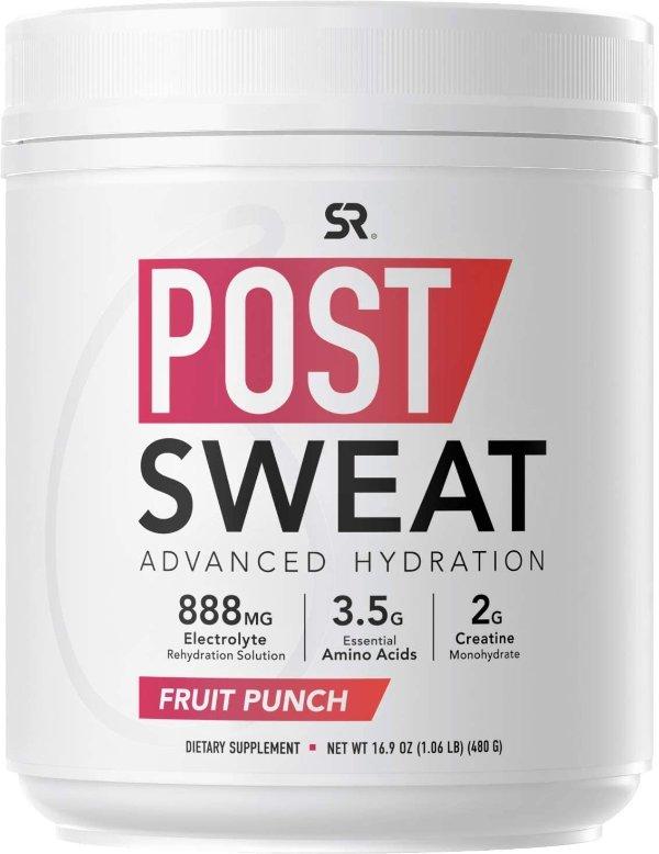 Post Sweat 运动补水电解质蛋白粉