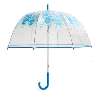 $19Auto Open Bubble Umbrella @ Vera Bradley