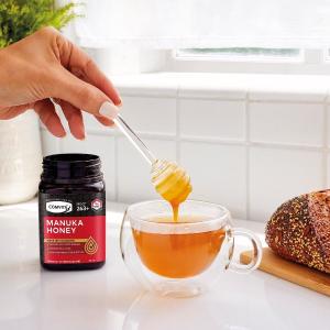 全场7.5折COMVITA 品质蜂蜜 Manuka蜂蜜养胃圣品 维持血压橄榄叶精华