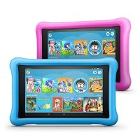 Amazon All-New Fire HD 8 儿童智能平板32 GB, 2个