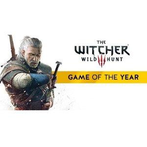 $14.99《巫师3:狂猎 年度版》Steam 数字版