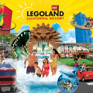 From $93Admission to LEGOLAND California Resort